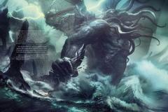 «Зов Ктулху» с иллюстрациями Франсуа Баранже