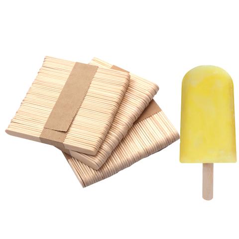 Деревянные палочки для Эскимо h-11см  50шт