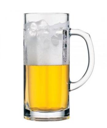 Набор бокалов для пива Pasabahce Pub 330ml 2 шт. 55109-2