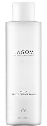 LAGOM Cellus Revive Essence Toner тонер для лица 200мл