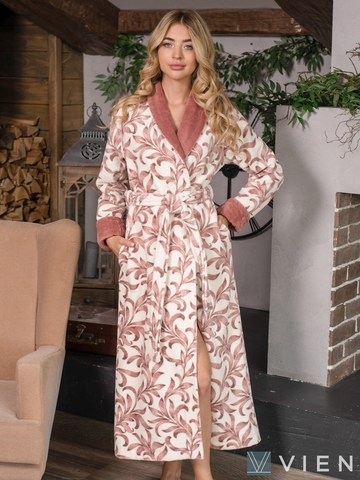 Махровый халат Gabrielle (EFW)