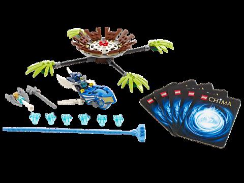 LEGO Chima: Затяжной Прыжок 70105 — Nest Dive — Лего Чима