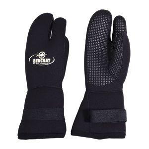 Рукавицы трехпалые Beuchat Pro Gloves 7 мм