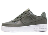 Кроссовки Женские Nike Air Force 1 Low Leather Khaki