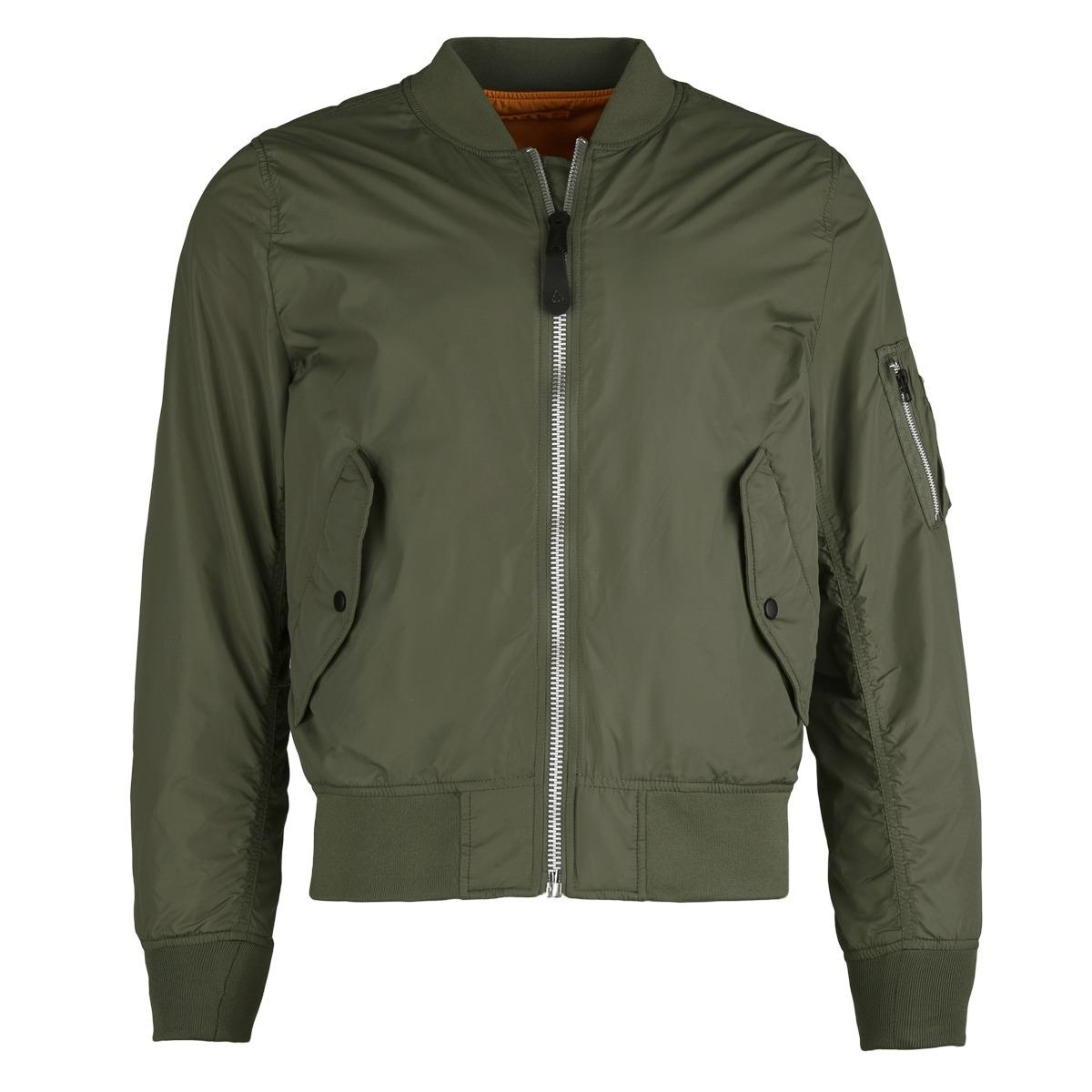 Куртка Бомбер L-2B Scout Alpha 2017 (олива - s.green)