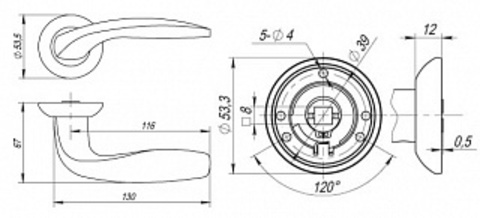 VITA RM SN/CP-3 Схема