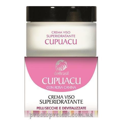 Dobrasil viso superidratante - Суперувлажняющий крем для лица с маслом купуасу