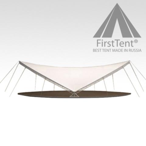 Каскадный шатер 30х18м (540м2)