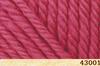 Пряжа Fibranatura INCA 43001 (рубин)