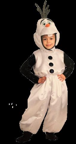 Карнавальный костюм детский  Олаф