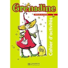 Grenadine 1 Cahier