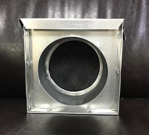КУФ 160 - Кассетный угольный фильтр d 160мм