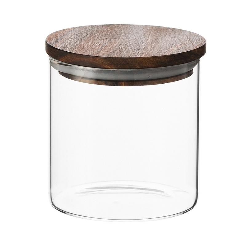 Контейнер для хранения стеклянный 0,55 л