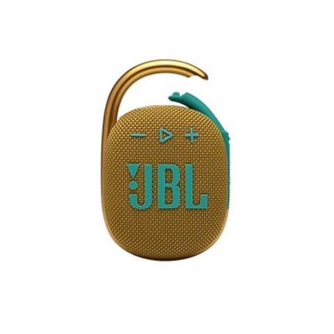 JBL Clip 4, Жёлтый