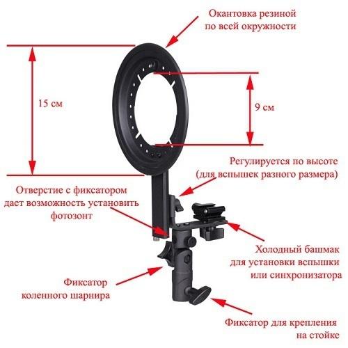 Софтбокс FST SB-020 60x60 см