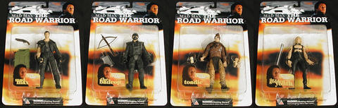 Mad Max The Road Warrior Complete Set of 11