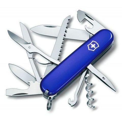 Нож перочинный Victorinox Huntsman (1.3713.2R) 91мм 14функций синий