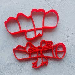 Свиток форма для пряника