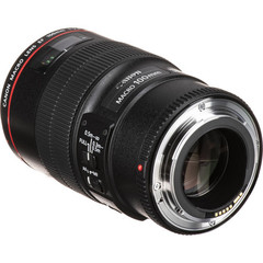 Объектив Canon EF 100mm f/2.8L IS USM Macro Black для Canon