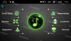 Штатная магнитола Лада Гранта (2018+) CB- 7027 Android 10 2/16GB IPS DSP модель CB- 7027