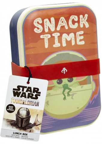 Контейнер для завтрака Star Wars: The Mandalorian – The Child Snack Time