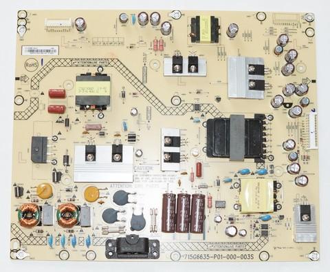 715G6635-P01-000-003S блок питания телевизора Sharp