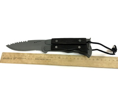 Нож многофункциональный складной Оборотень-2, Саро