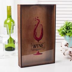 Копилка для пробок Wine, 31 х 19 см, фото 3