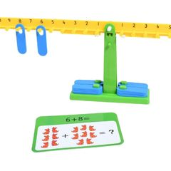 Весы математические с заданиями Edx education, арт. 25897