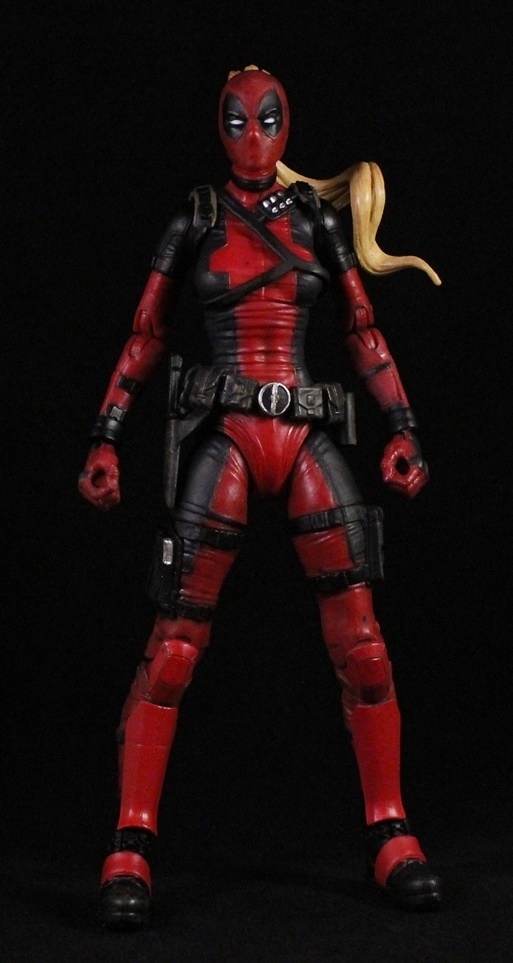 Фигурка Леди Дэдпул (Lady Deadpool) - Marvel Select