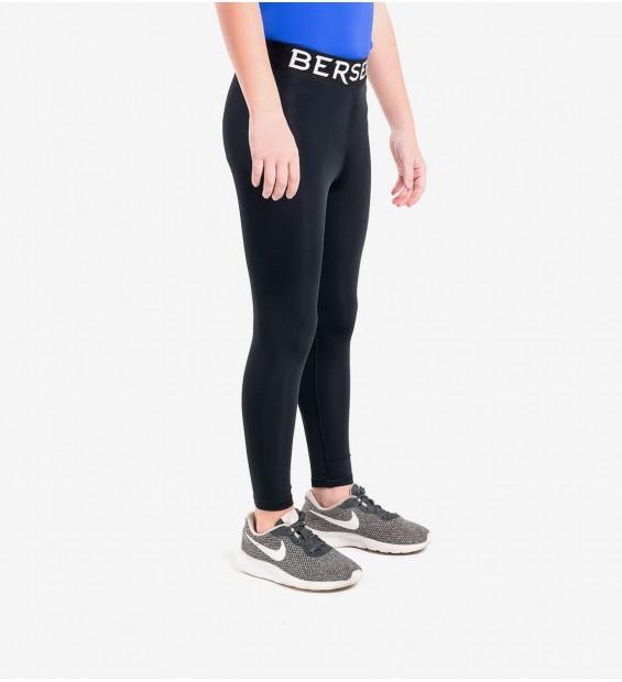 Штаны компрессионные Berserk Legacy Kids размер 3 XS Черные P5900B