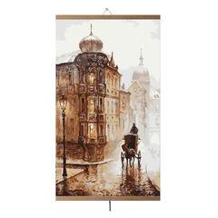 Гибкий настенный инфракрасный обогреватель Старая Прага