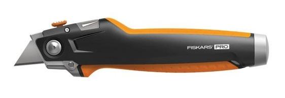 Нож Fiskars CarbonMax для гипсокартона