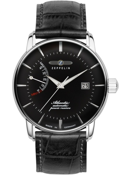 Часы Zeppelin Atlantic 84622 черные
