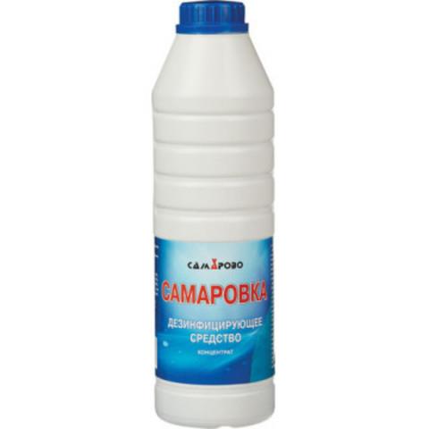 Дезинфицирующее средство Самаровка 1 л (концентрат)