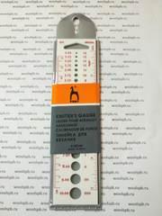 Линейка для измерения диаметра спиц (Pony)