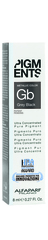New Пигмент-тюбик графит PIGMENTS Grey Black, 8мл