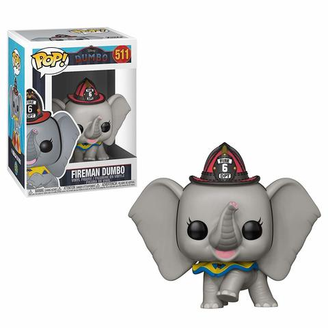 Фигурка Funko POP! Vinyl: Disney: Dumbo (Live): Fireman Dumbo