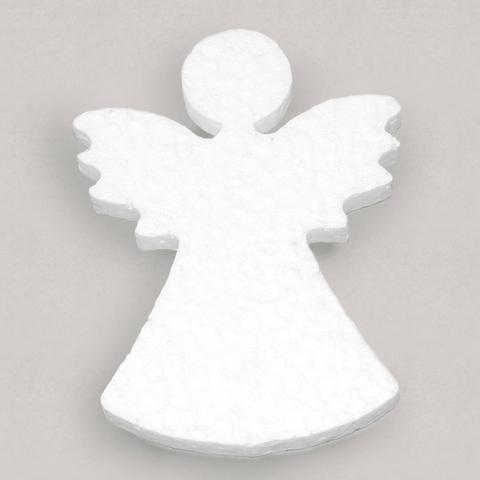 Ангел фигура из пенопласта