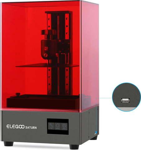 3D-принтер Elegoo Saturn