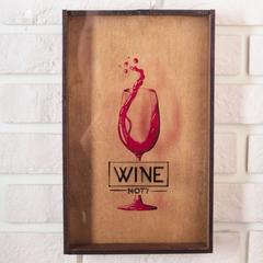Копилка для пробок Wine, 31 х 19 см, фото 4