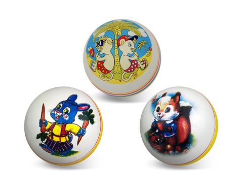 Мяч д. 200мм (рисунок) (любой), Р1-200