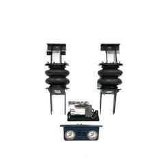 HINO 300 пневмоподвеска задней оси + система управления 2 контура (без ресивера)