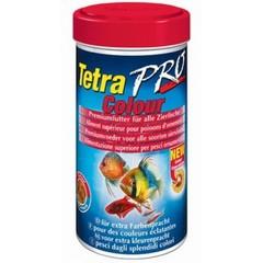 Корм-чипсы для улучшения окраса всех декоративных рыб, TetraPro Color Crisps