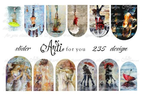 Слайдер Arti for You №235