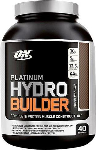 Протеин Optimum Nutrition Platinum HydroBuilder