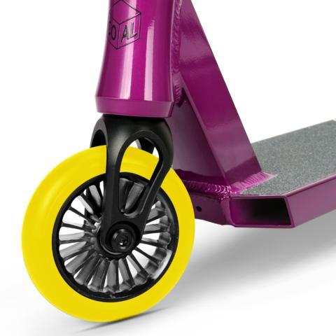 Трюковой самокат Coal California purple 2021