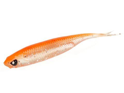 Виброхвост LJ 3D Series Makora Split Tail 3.0in (7,6 см), цвет 007, 7 шт.