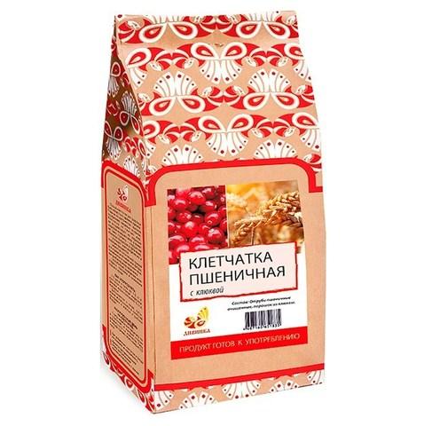 Клетчатка пшеничная, Дивинка, Клюква, пакет, 300 г