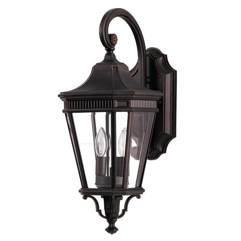 Настенный фонарь Feiss, Арт. FE/COTSLN2/M GB